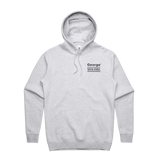 Snow Ball Steer Grey Hood - Unisex
