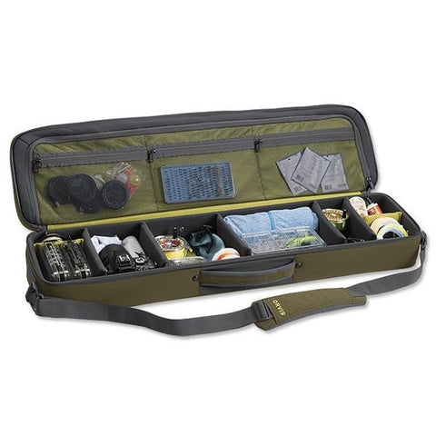 Orvis Rod reel Flies flight case tsa approved