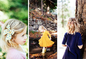 Scandinavia and Woodland Flora and Fawna: This Little Street Fall 2016 Collection