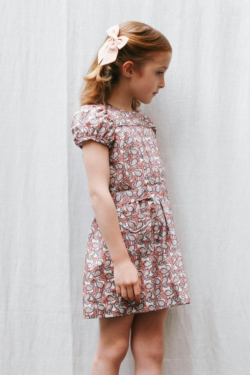 Soor Ploom Clothier X Free Babes Handmade - Clay Sailor Bow