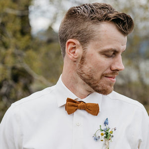 Adult Bow Tie // Maple