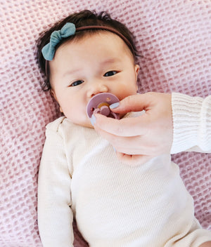 BIBS Pacifier // Heather
