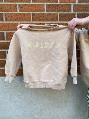 Jean & June // Wunder Kid's Sweatshirt