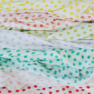 Swaddle // Spearmint Dot