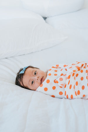 Swaddle // Sherbet Dot