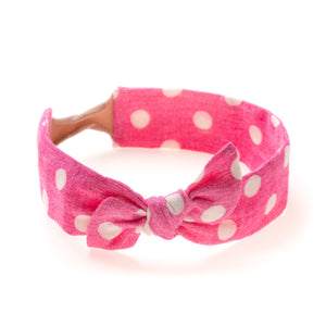 Thick Retro Knot // Mrs. Mouse Bow