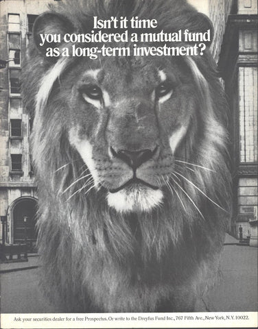 Dreyfus Mutual Funds LIFE March 5 1971