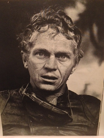 Steve McQueen Page LIFE July 12 1963