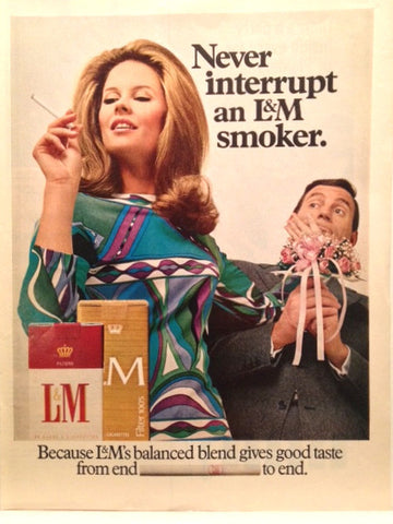 L&M Cigarettes Page LIFE June 28 1968