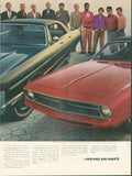 Plymouth Fury Barracuda 1970 LIFE September 26 1969
