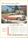 Oldsmobile Holiday 1957 Page LIFE July 2 1956