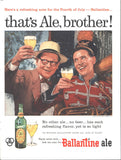 Ballentine Ale Page LIFE July 2 1956