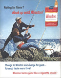 Winston Cigarettes Page LIFE October 1 1965