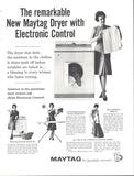 Maytag Auto Dryer Page LIFE November 30 1962