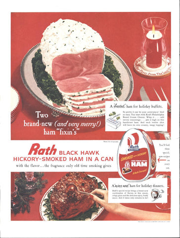 Rath Christmas Ham LIFE December 14 1959