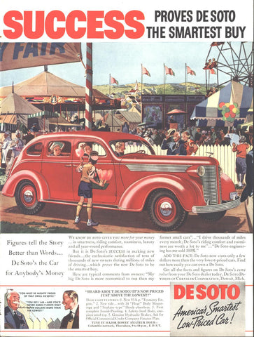 Chrysler De Soto 1937 LIFE August 30 1937