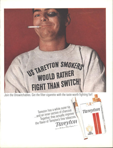 Tareyton Cigarettes LIFE June 25 1965