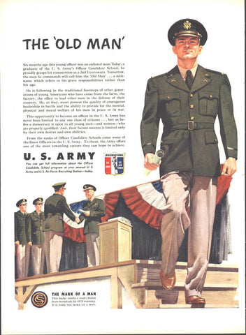 US Army Recruitment LIFE October 8 1951