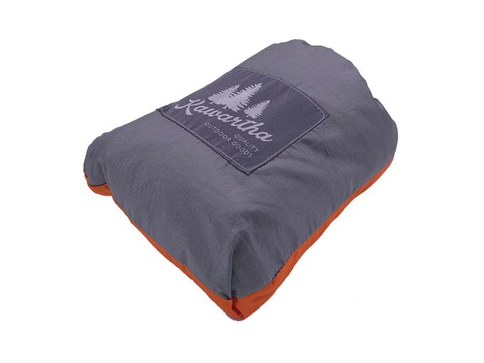 HiRise Packable Hammock (Orange/Grey)