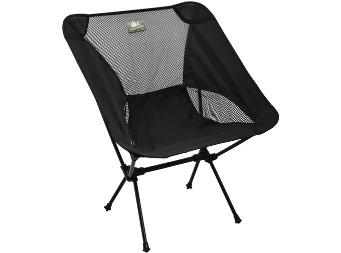 Camp Chair - (Black)