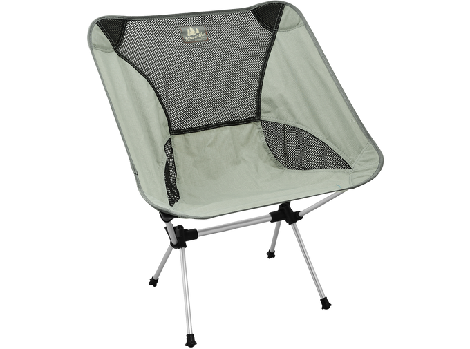 Camp Chair - (Grey)