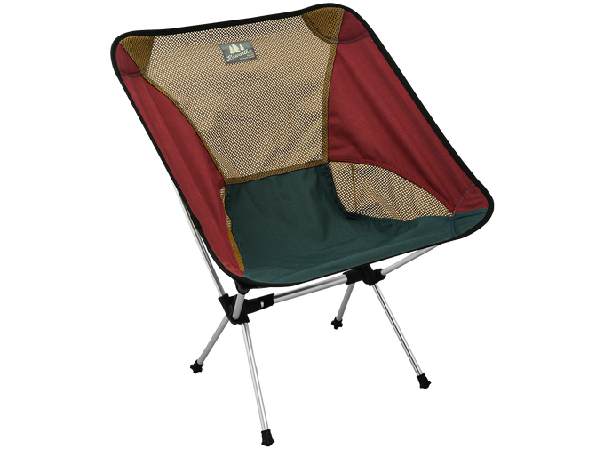 Camp Chair - (Maroon)