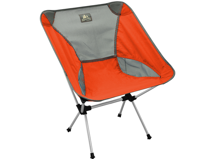 Camp Chair - (Orange)