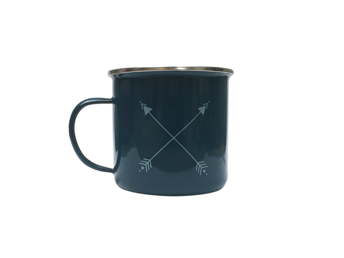 Enamel Mug (River Green)