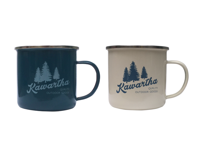 Enamel Mug Set