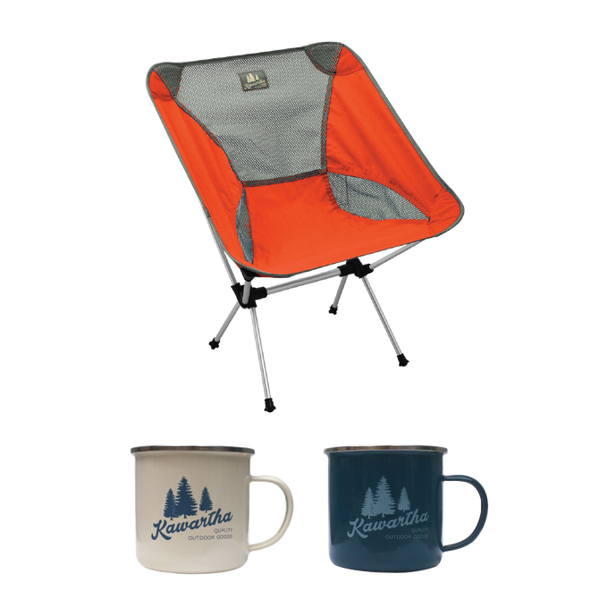 Single Camp Fire Set
