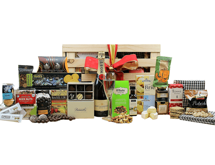 Batenburgs gourmet food wine gift baskets flowers for new warm hearts and fill homes with love and appreciation by giving nzs most adored christmas hampers negle Image collections