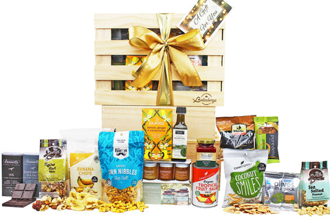 Deliciously Dairy-Free Gift Hamper