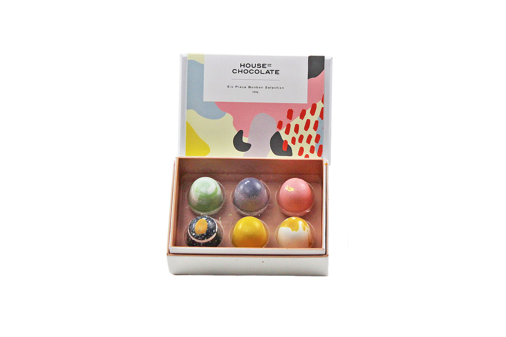 NZ Chocolate Bonbons handcrafted from Batenburgs Gift Hampers