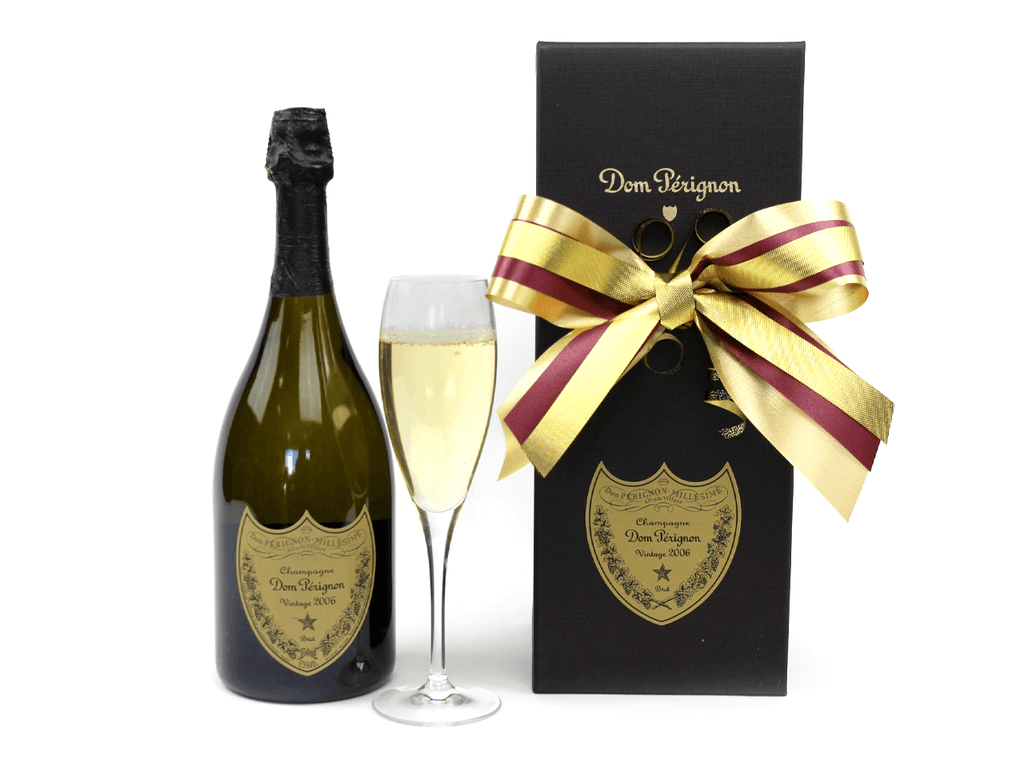Dom Pérignon Champagne gift delivered to all New Zealand by Batenburgs gift hampers NZ