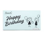 Happy Birthday Chocolate Bar 100g