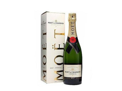 Moet and Chandon Moet Imperial French Champagne from Batenburgs gift hampers NZ