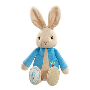 Soft Toy - Beatrix Potter My First Peter Rabbit