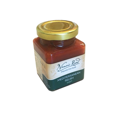 NZ fruit relish ideal topped on crackers and cheese from Batenburgs Gift hampers NZ