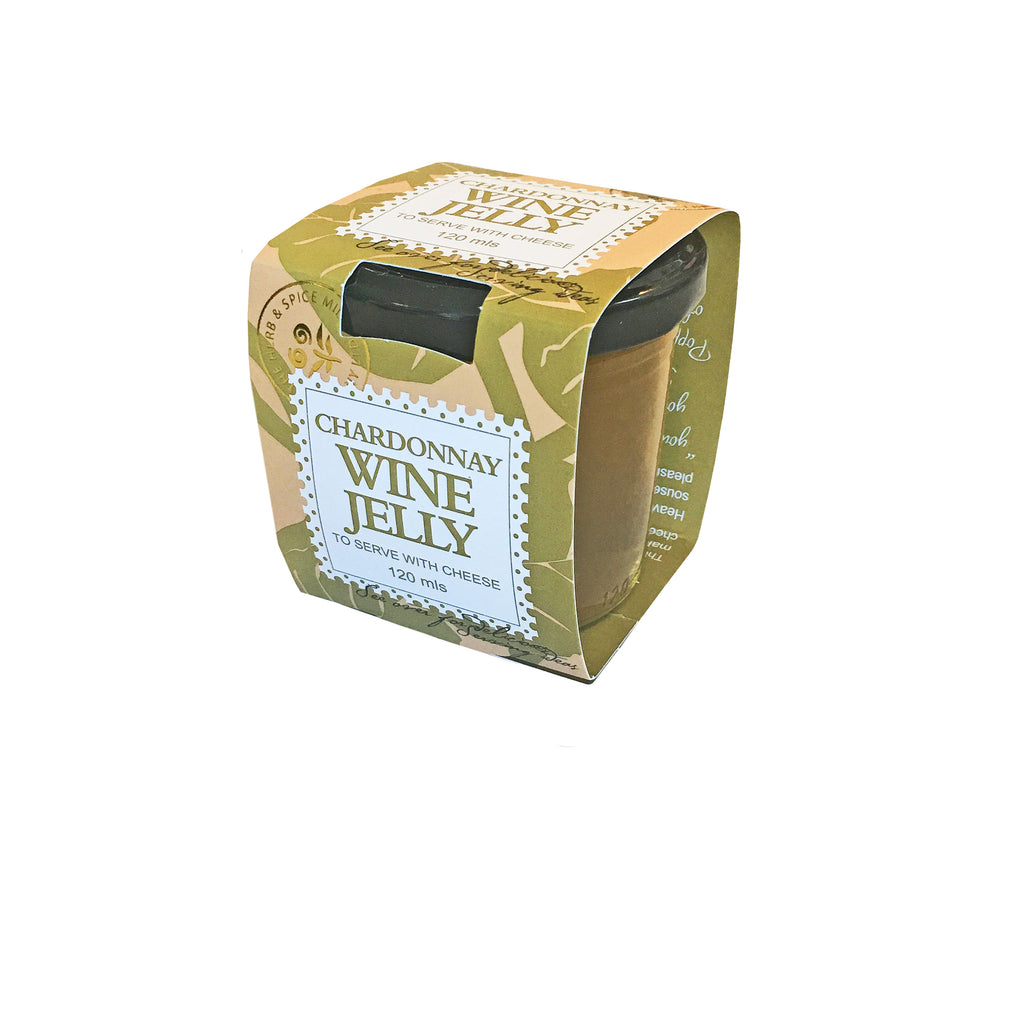 White wine jelly ideal with cheese and crackers from Batenburgs Gift Hampers NZ