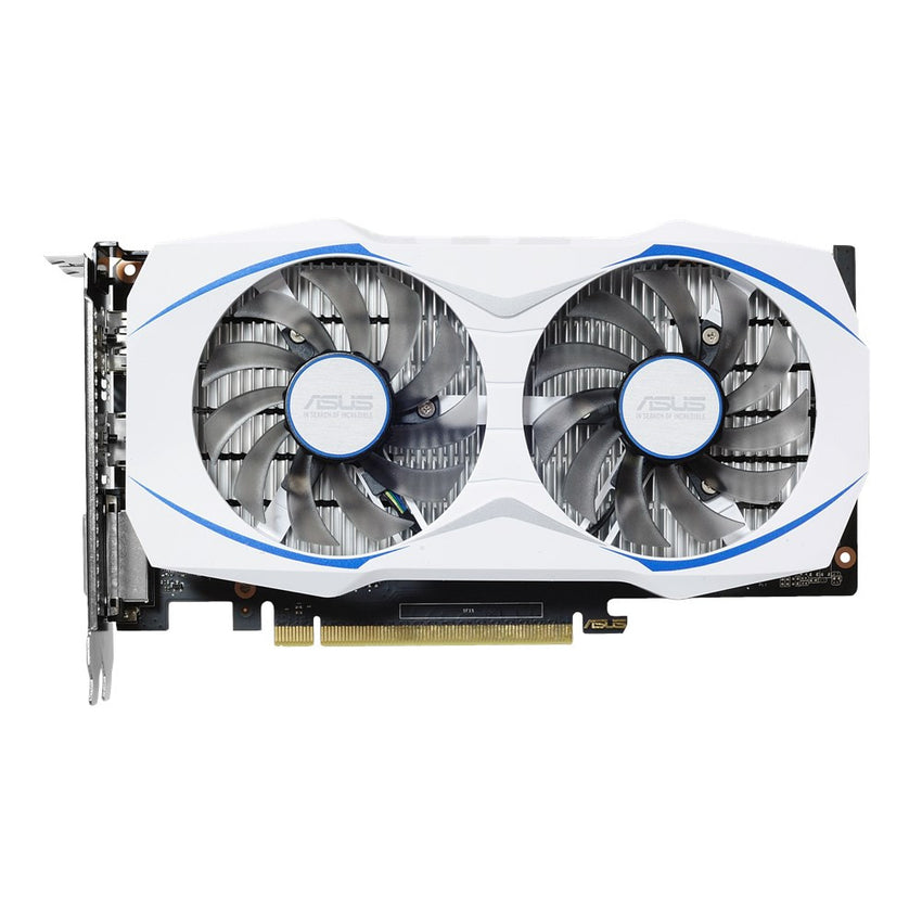 Dual GeForce GTX 1050Ti O4G