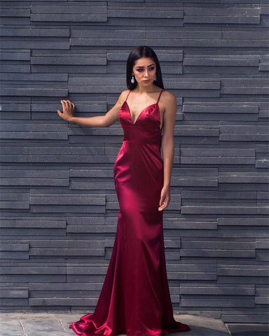 280bc933bdd Why Should You Wear a Satin Gown