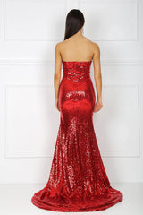 Angelisa Gown - Red