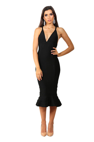 ANA Dress - Black