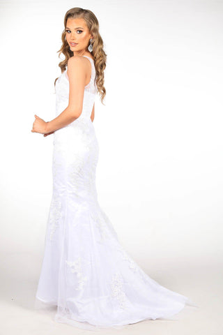 ANYA Wedding Gown in White