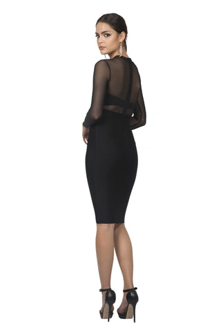 Amrezy Dress - Black