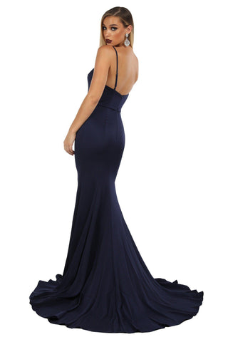 Antonia Gown - Navy
