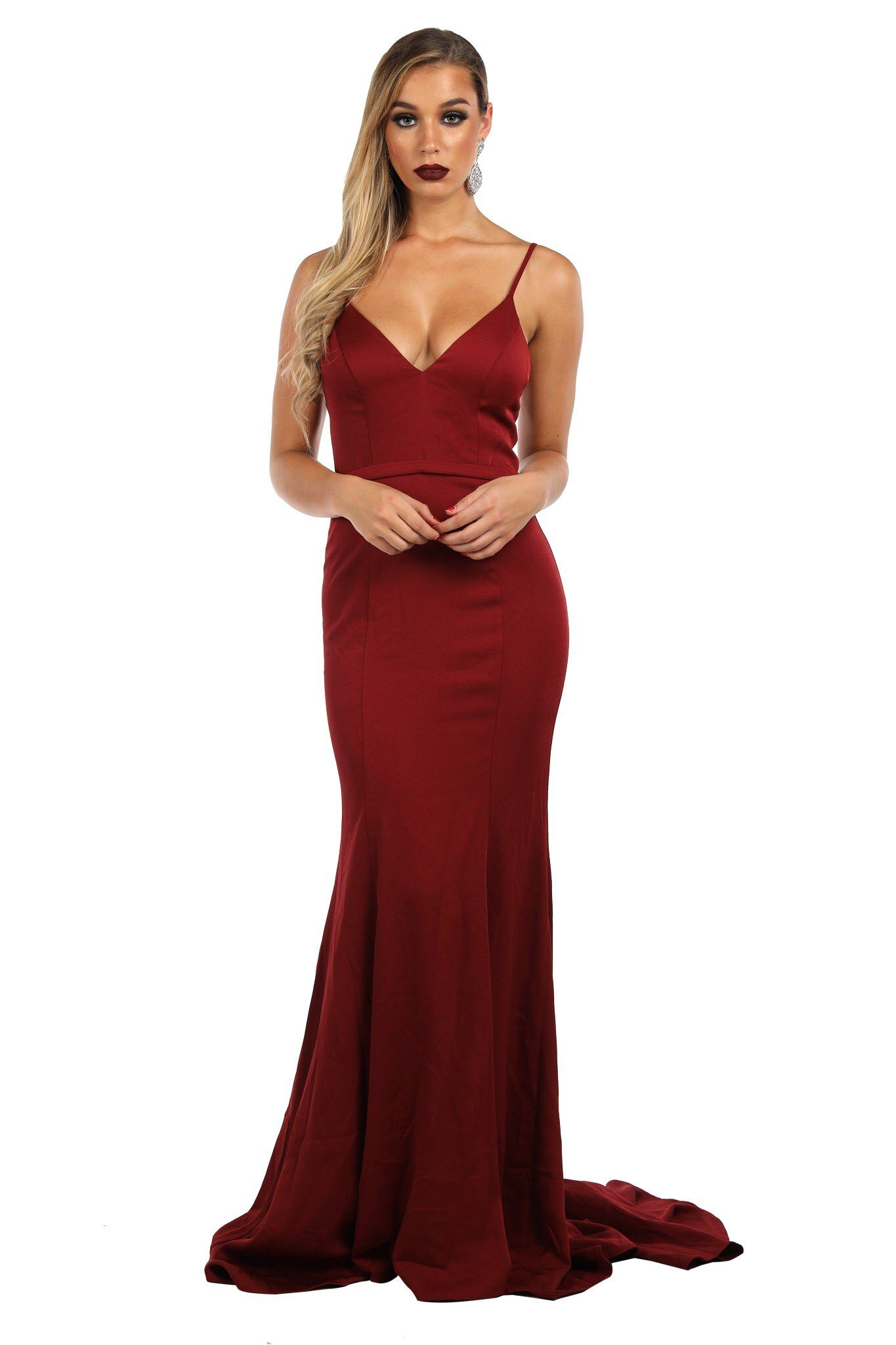 Antonia Gown - Wine