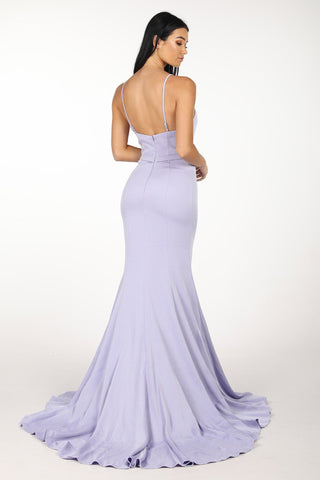 Antonia Gown - Lilac