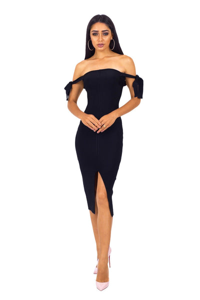 Blair Dress - Black