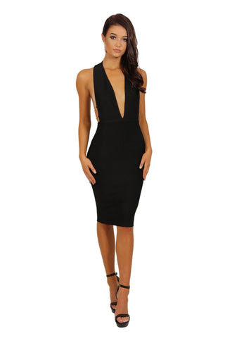 Candice Dress - Black